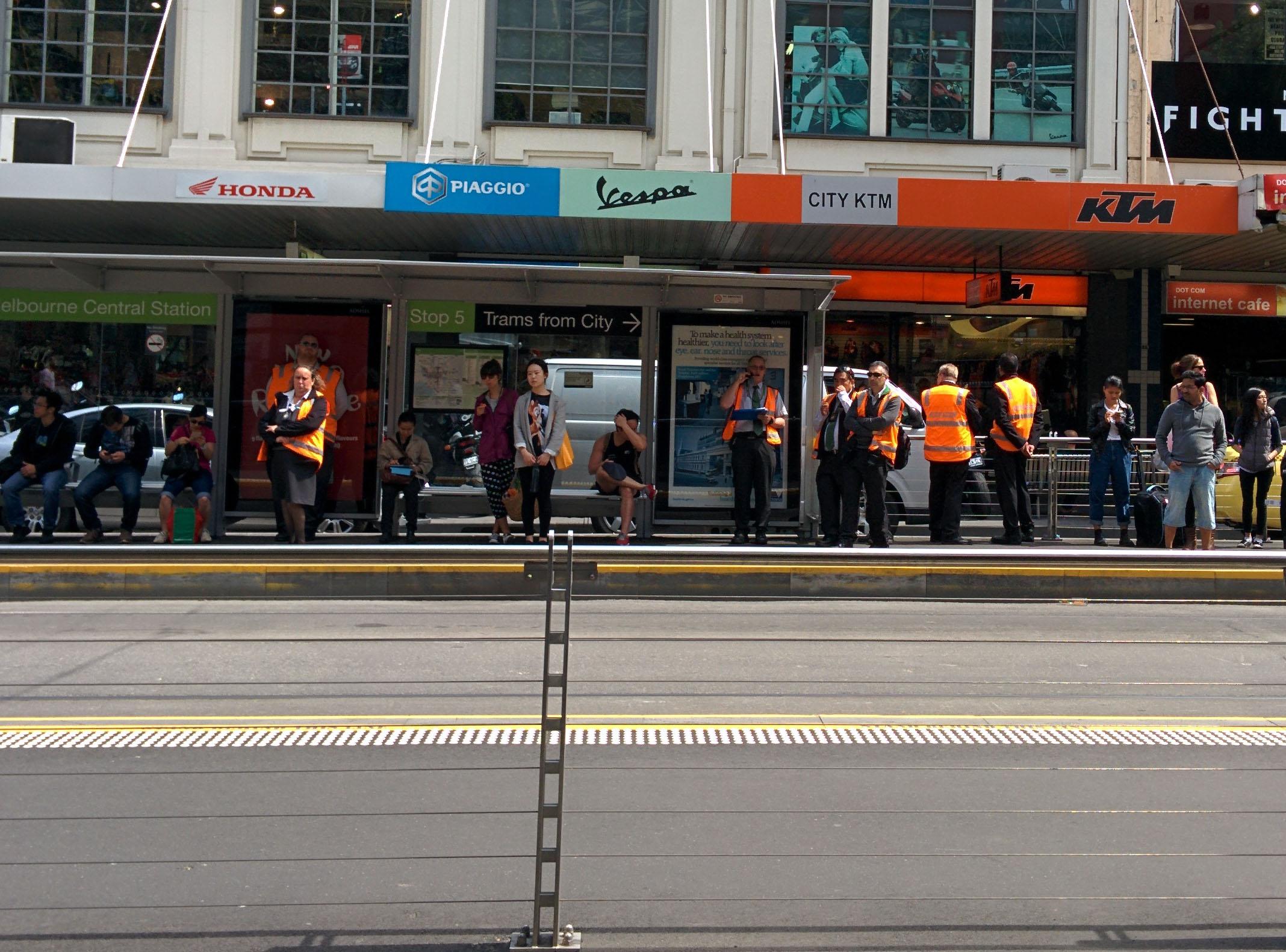 Melbourne Tram Inspectors