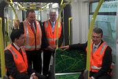 2011 Melbourne Tram Inspectors