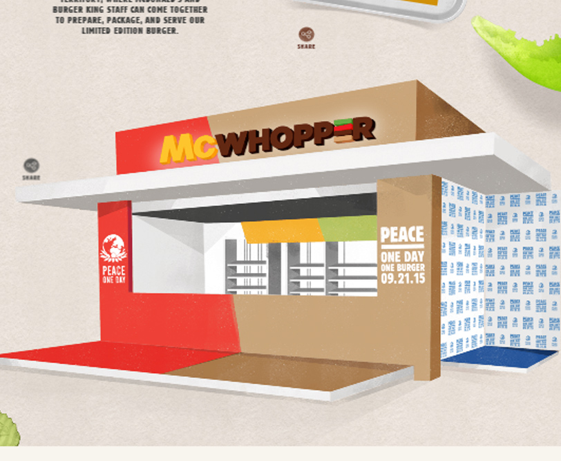 McWhopper Store