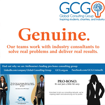 Global Consulting Group Advertisement